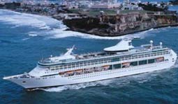 Navio Splendour of the Seas - Royal Caribbean International