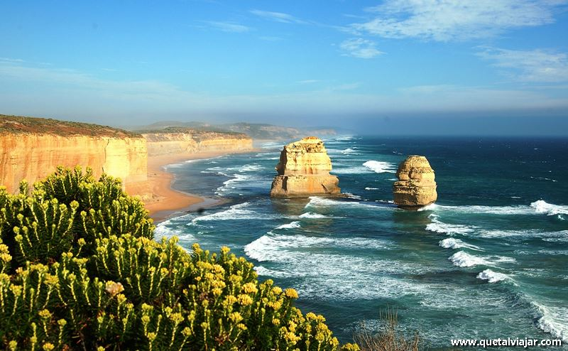Twelve Apostles - Great Ocean Road - Austrália - Oceania